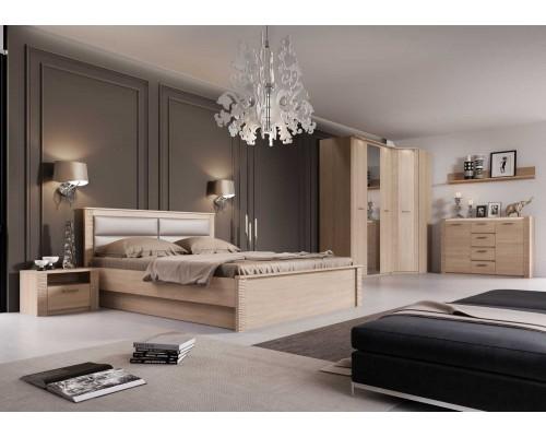 Спальный гарнитур Элана Дуб Сонома