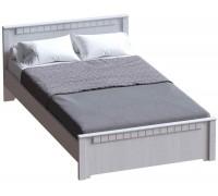 Кровать Прованс 200x140 Бодега белая / Патина премиум