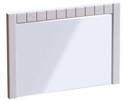 Зеркало Прованс 915x650 Бодега белая / Патина премиум