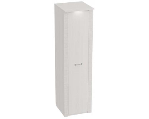 Шкаф 1 дв. платяной Элана 590x645x2185 Бодега белая