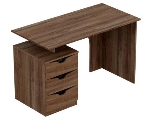 Письменный стол Соренто 1200x600x750, дуб стирлинг